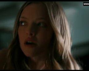 Amanda Seyfried - Baps, Butt & Dark-Hued Lingerie - Chloe (2009)