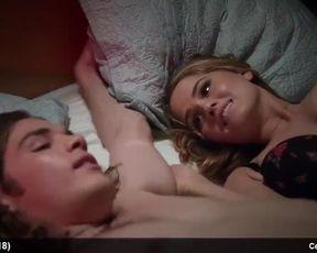 Celebs Debby Ryan, Alyssa Milano & Arden Myrin Undergarments Erotic Video Scenes