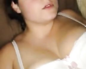 Husband Witnesses as a Nigga Plumbs his Plump Wife in Lingerie