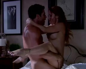 Celebrity Sex Intercourse Intercourse Scene: Jennifer Korbin in Undergarments