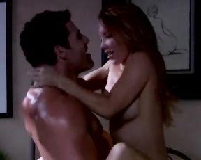 Celebrity Sex Intercourse Intercourse Scene: Jennifer Korbin in Undergarments