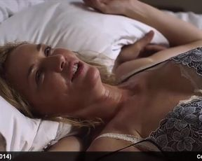 Celebs Connie Nielsen & Sara Paxton Spectacular Lingerie and Erotic Flick Sequences