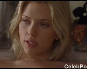 Scarlett Johansson Undergarments and Romp Gigs