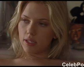 Scarlett Johansson Undergarments and Romp Gigs