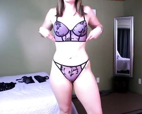 CURVACEOUS TALL GAL UNDERWEAR TRY HAUL / @THEWHOOTYMANIAC
