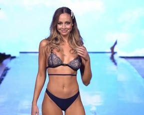 IVY Swimwear Fashion Display SS2020 Miami Swim Week 2019 Art Hearts Fashion