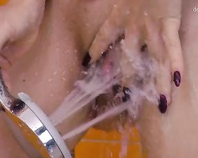 Steaming virgin douche masturbation Nara Mongolka