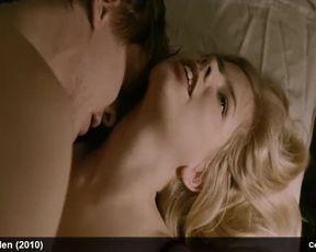 Emma Leth, Signe Egholm Olsen & Tuva Novotny Nude & Erotic Romp Scenes