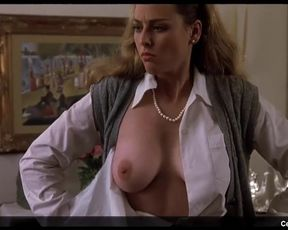 Celebrity Virginia Madsen & Jacqueline Bisset Nude-Boobed and Erotic Episodes