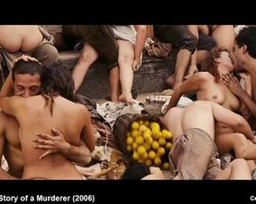 Sara Forestier and other Bare and Erotic Vid Scenes