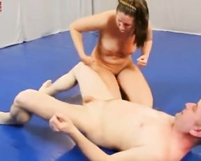 She was Cheated - Fuck Fight