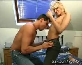 Lil' Jugged Teen And Bf In Erotic Seduction