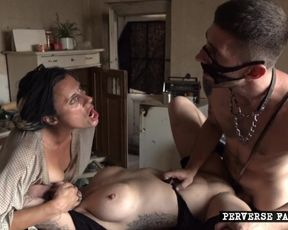 Perverse Family - Big-Titted Restrict Restrain Bondage TEASER