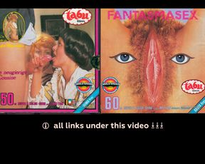 TABU VINTAGE ART PORN | 60-70's (+100 video) 20 GB