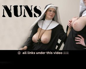 Sexy Nuns from Movies - MEGA PACK. PART1