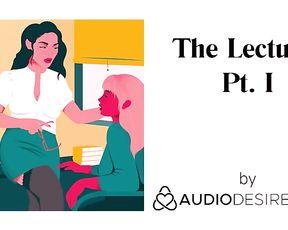 The Teacher Pt. I (Erotic Audio Porn for Girls, Splendid ASMR)