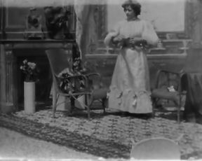 Oldest Erotic Video ever made - Lady Stripping (1896)