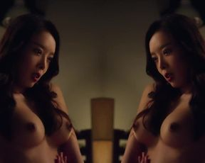 Korean Glamour Movie Ha Joo-hee 하주희 STIFF...!!! @ [love Polyclinic 연애의 맛 2015]