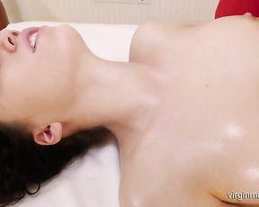 Glasha Belkina orgasmic glamour massage