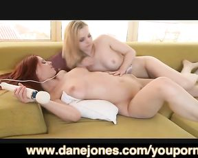 DaneJones Glamour lesbian experiences