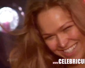 Ronda Rousey Naked Movie BEHIND-THE-SCENES