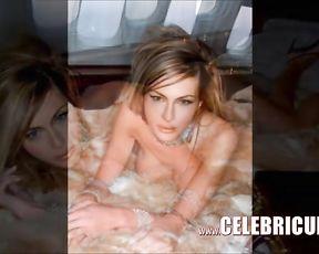 Donald Trumps Wifey Naked Melania Trump