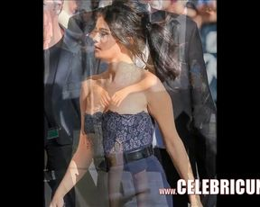 Selena Gomez Bare Latina Celebrity Honey Compilation