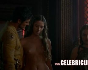 All Naked Romp Gigs from Game Of Thrones Season four