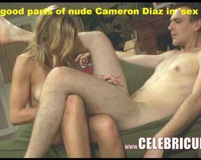 Cameron DiazNude Infrequent Celebrity Pornography Footage