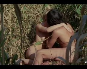 Ingrid Steeger Bare Outdoor Lovemaking - The Sex Intercourse Adventures of the 3 Musketeers