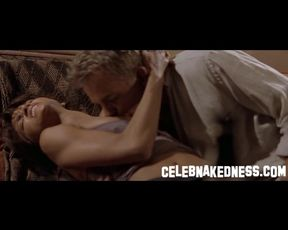 Celebrity halle berry naked and having hump
