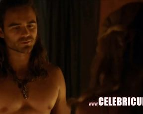 Bare Celebrity Compilation All Rude Romp Parts From Spartacus