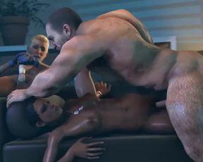 Mortal Kombatd 3 dimensional animation manga porn HARD-CORE Jacqui Briggs