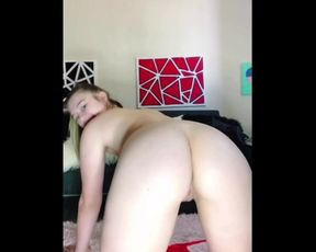 SUPER-STEAMY FRENCH DOLL BARE ON TIK TOK #8