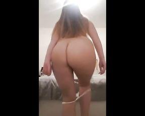 British Teenager Nude Twerk