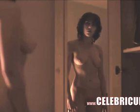 Scarlett Johansson Bare Celebrity