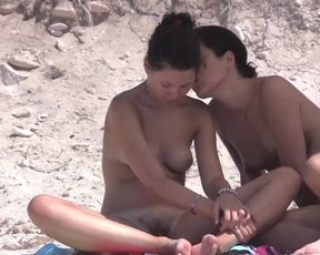 Naked Beach Lesbos in Enjoy (2 Youthfull Stellar Femmes Demonstrate their Enjoy.. and their Super-Cute All-Natural Coochies)