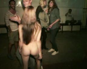 Andrea at La Terrrazza(naked in Public)--- CharlottC