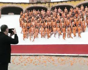 100 Brazilian Naked Ladies Gang