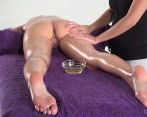 Hegre-Art - Caprice - Orgasmic Chills Massage