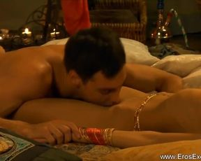 Indian Sweetheart Getting Glamour Sexed