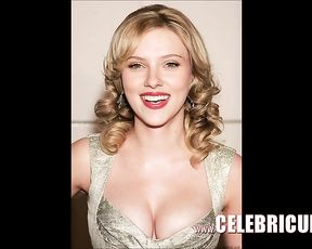 Scarlett Johansson Naked Fuckbox