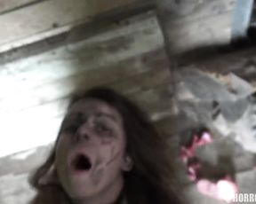 Wild Animal Girl - Horror Adult Movie