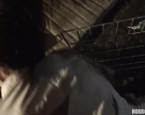Girl locked in a cage - Horror Roleplay Scene