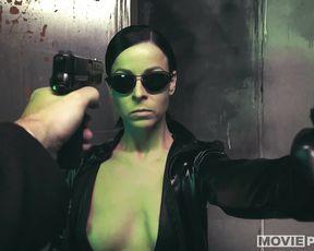 Parody Cosplay XXX  - The Matrix - 4K video (1999)