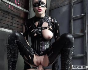 Hardcore Cosplay XXX - Catwoman - 4K video
