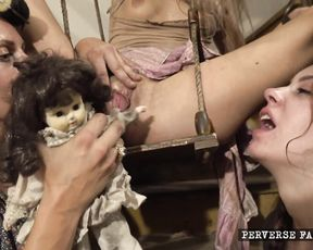 Roleplay Perverse Family -Surprise for the Family - Full HD