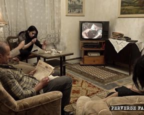 Roleplay Perverse Family - Tattooed - Full HD