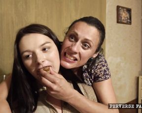 Roleplay Perverse Family - The Birth - Full HD