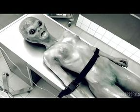 Best Adult Fantasy  Horror XXX - Roswell UFO - HD VIDEO